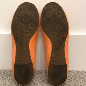 Tory Burch Shoes - Gently used Tory Burch Flats!